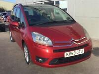 2009 CITROEN C4 GRAND PICASSO 1.6HDi 16V VTR Plus 5dr 7 seats new MOT