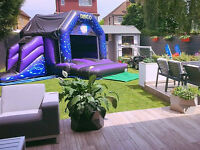 !!! Free Delivery*!!! Bouncy castle hire, Disco Bouncy Castle hire offered by Little Bouncy Stars