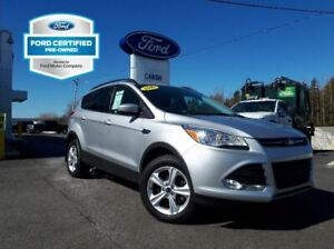 2016 Ford Escape SE-Certified Pre-Owned. 1.90% APR!!