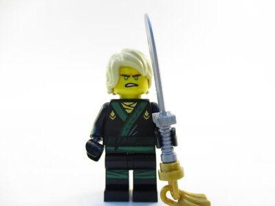 Authentic New LEGO Ninjago Movie Lloyd Minifigure 70617 - MiniFig Only!