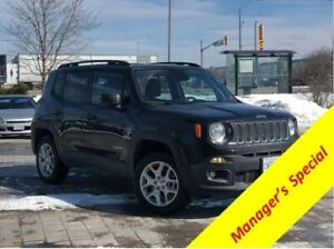 2018 Jeep Renegade North* SALE ENDS THURS APRIL 18TH