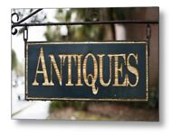 Antique and collectibles specialist . House clearances and valuations