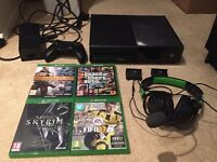 Xbox One 500GB With 6 Games