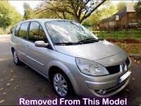 RENAULT SCENIC 1.9 DCI SILVER BREAKING FOR PARTS