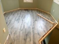 Flooring Installation done at an affordable price!