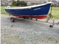 Orkney strikeliner 16