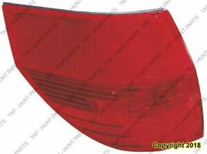 Tail Light Driver Side Toyota Sienna 2004-2005