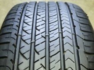 Used Tires Type A 245/40R19 GOODYEAR RUNFLAT 70% Tread left