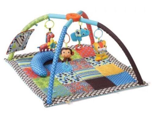 Infantino Folding Baby Activity Center Gym Play Mat NEW