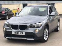 2011 BMW X1 2,0 litre diesel 5dr 1 owner