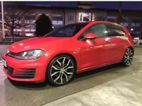 Vw golf Gti dsg cheapest 2014 online with this spec