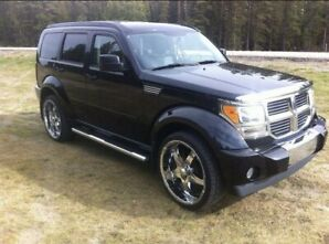 2007 Dodge Nitro SLT EXCELLENT CONDITION-MUST SEE