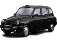 Looking for black cab (day shift)