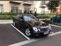 Mercedes Benz e220 cdi auto avantgrade+SATNAV+Full service history+HPI clear +