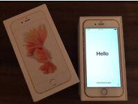 Apple IPhone 6s Rose Gold 16GB (Unlocked)