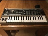 Korg MicroKorg Synth Keyboard With Vocoder attachment