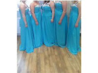 2 size 8 bridesmaid dresses £20 each Ono