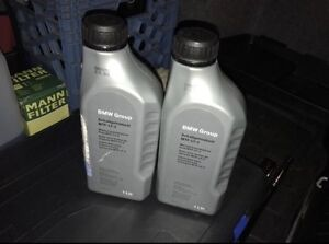 BMW MTF LT-3 Manual Transmission Fluid