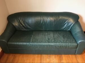 LEATHER COUCH MUST GO!