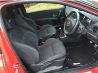 Renault Clio 3 Renaultsport RS 197 200 recaro bucket seats interior door cards