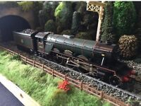 Hornby flying scotsman oo gauge