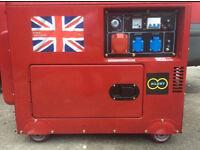 Generator diesel Perkins 18.5kva