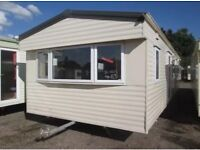 Mobile home for rent on secure site