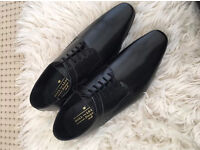 BRAND NEW MENS UK 6.5 LEATHER SHOES FROM NEXT