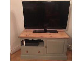 Very Pretty Annie Sloan French Grey TV Cabinet Unit