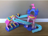 Fisher Price Little People Klip Klop Proncess Stable