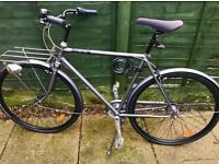 Sell creme caferacer men solo classic city Bike