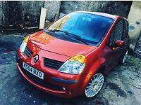 Renault modus 2005 1.4 petrol 16v (77.000 mileage)
