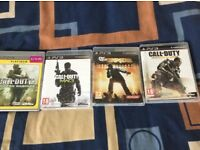 4 PS3 games +2 free