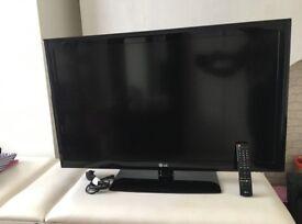LG 42inch TV 1080p HD. - offers.