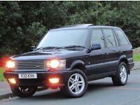 +++Land Rover Range Rover 4.6 V8 HSE 5dr ++NEW SHAPE++HUGE SPEC++4X4+++