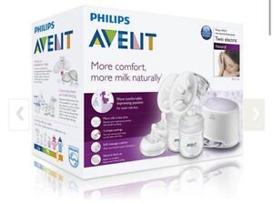 Gently used Avent double electric breast pump Kitchener / Waterloo Kitchener Area image 2
