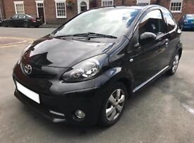 2012 Toyota Aygo Fire AC -2 Door - 1 Year