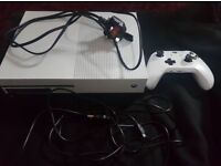 Xbox one S 500GB with 10 Games