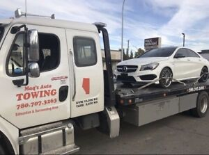 Edmonton Towing Services