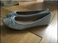 Call It Spring Size 5 flat shoes
