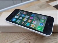 iPhone 5c brilliant condition