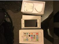 Iphone 5s silver 16gb ee