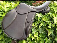 Jump saddle