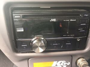 JVC double din Cd / iPod / iPhone player USB East Maitland Maitland Area Preview