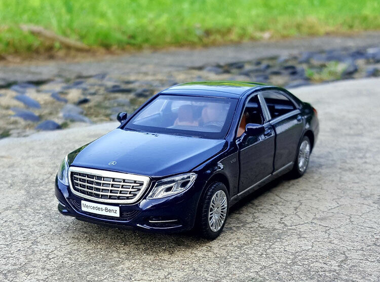 1//32 Mercedes Benz S CLASS S600 Pull Back Car Diecast MODEL CAR Toys kids Gifts
