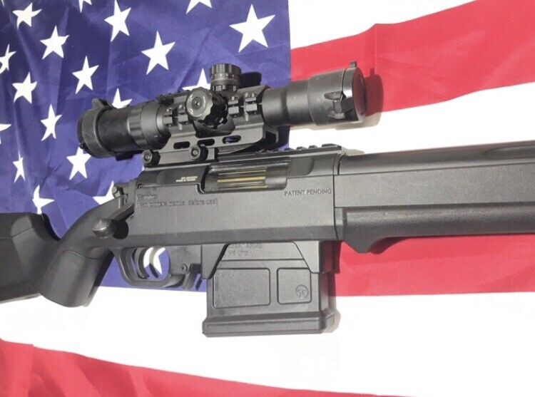 Airsoft Ares Striker Sniper With 14mm Thread Adapter 🇺🇸