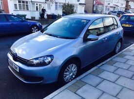 Volkswagen/VW GOLF 2009/09 1.4 engine with full service history