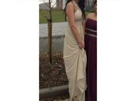 Size 8. Chiffon Prom Dress. Pia Michi