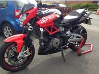 Aprilia Shiver 750 SL (2010) - Lovingly cared for