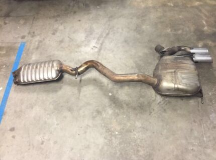 BMW exhaust Ryde Ryde Area Preview